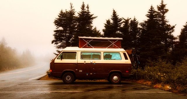 Minivan na pomaturalną podróż