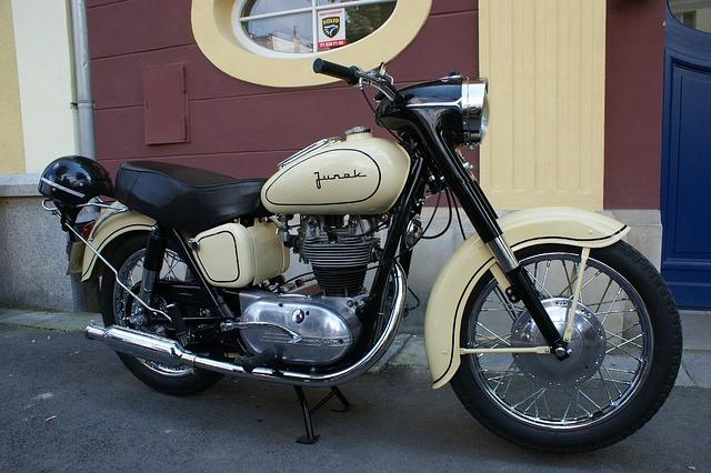 Wysokiej jakości opony motocyklowe